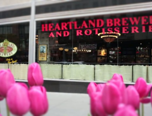 Heartland Brewery on 5th Avenue and 34th Street