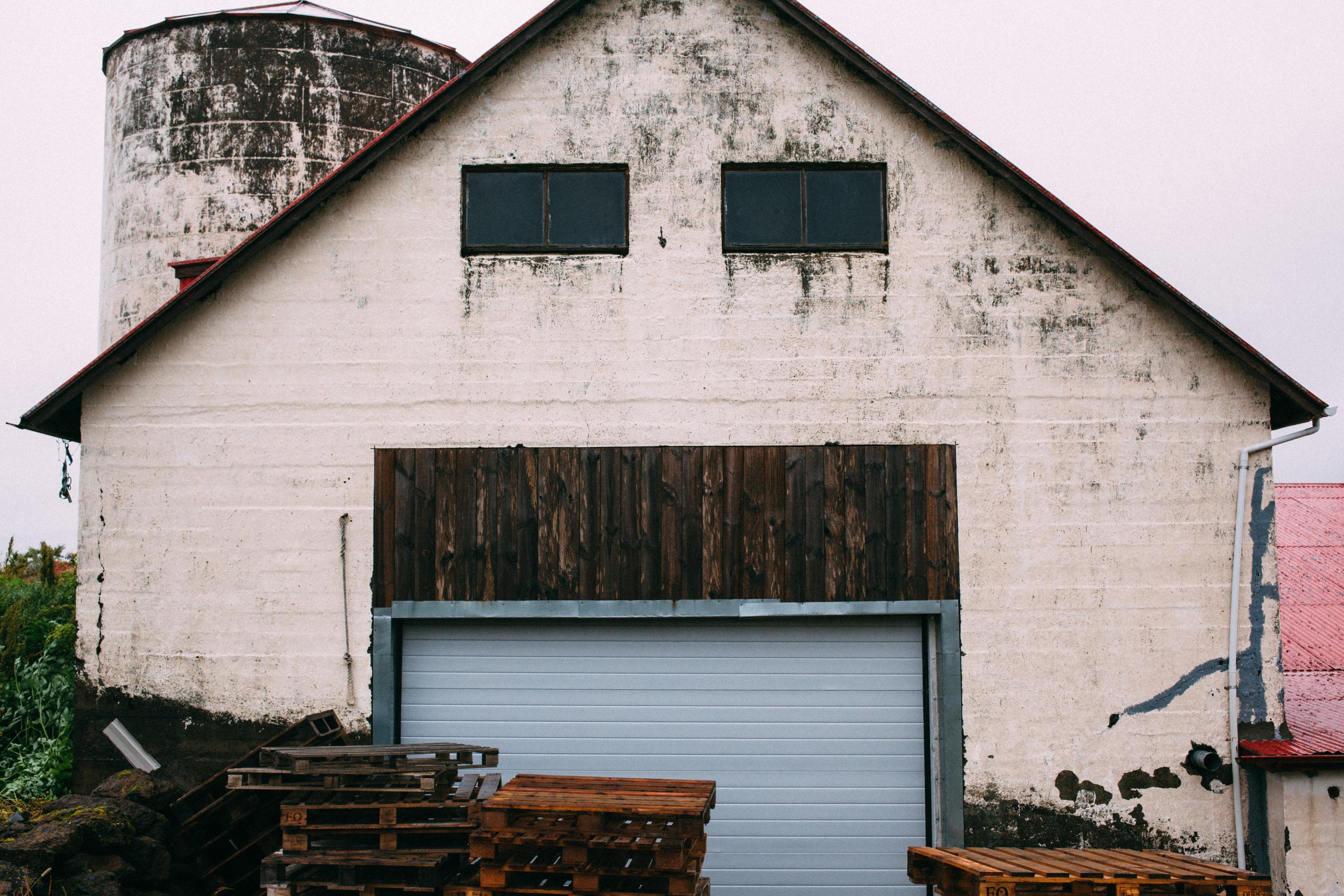 Iceland Farmhouse brewery