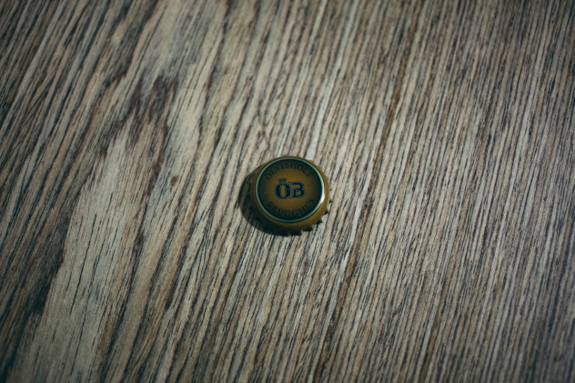 Olvisholt Brewery bottlecap