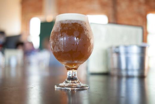 Newburgh Brewing Company C.A.F.E. Sour