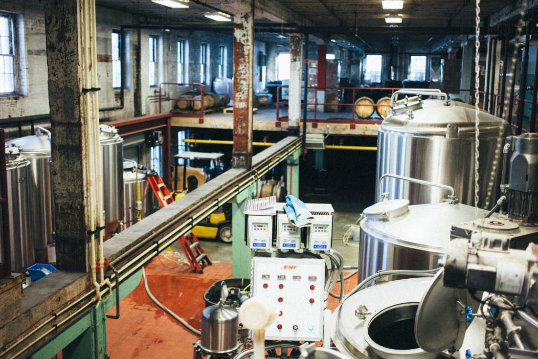 Newburgh Brewery