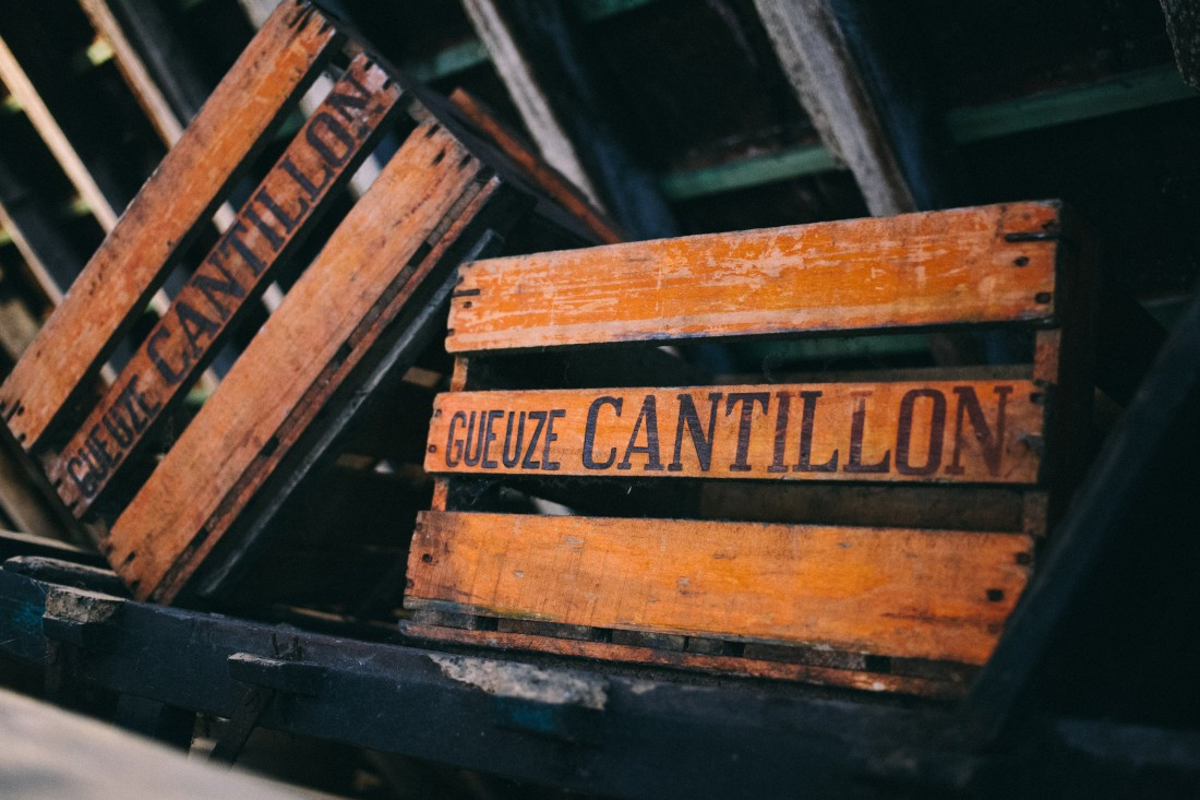 Cantillon Crates